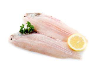 sole fish with ingredients -sogliola e ingrdienti