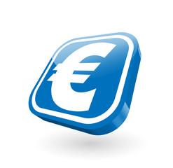 Euro Zeichen Button