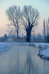 neve paesaggio 1440