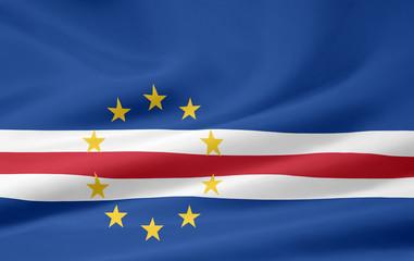 Flagge von Kap Verde