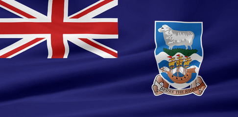 Flagge der Falklandinseln