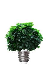 green energy. ECO