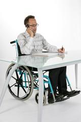 Handicap travail notes