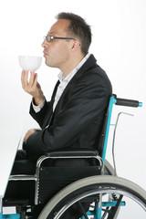 Handicap café