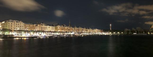 Stockholm Sky Line