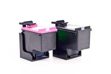 Two Ink Jet Cartridges