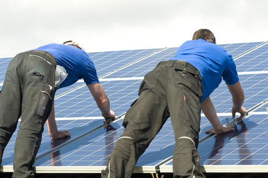 Solarinstallation 20