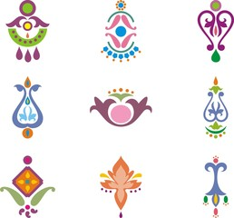 Indian Ornamental Designs