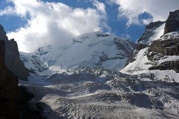 Blüemlisalphorn - Alpen