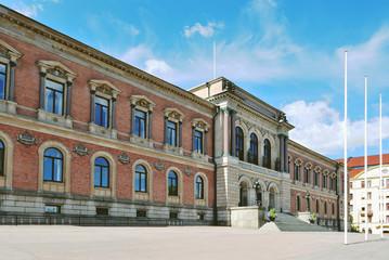 Sweden. Uppsala University