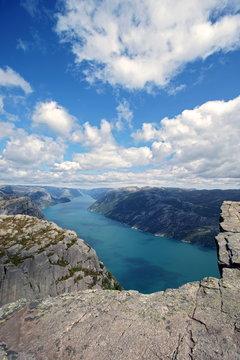 Lysefjord - Fjord