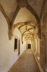 Kreuzgang im Kloster Tomar