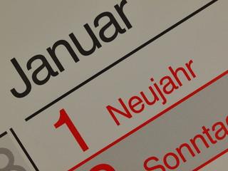 Neujahr 2011