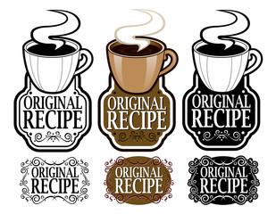 Hot Cocoa Cup in Original Recipe Seal
