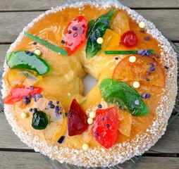gâteau des rois épiphanie