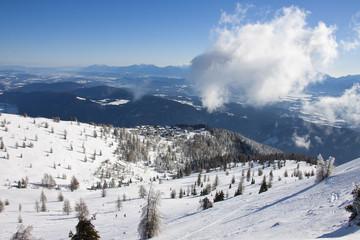 Villach Gerlitzen Wintersport