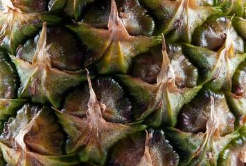 Pineapple texture