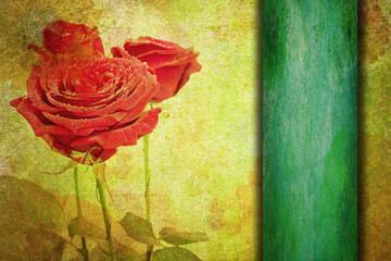 valentine abstract romantic vintage background