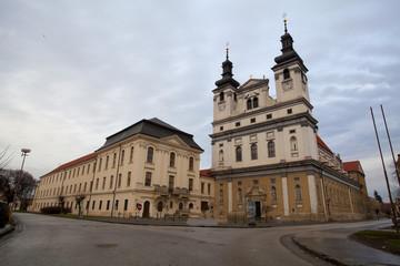 Church of saint  John the Baptist, Trnava - Slovakia