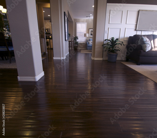 Quot Dark Hardwood Flooring Quot Stock Photo And Royalty Free