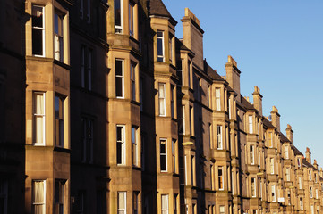 Residential property, Edinburgh