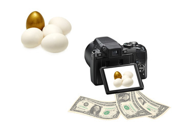 making money by camera shooting