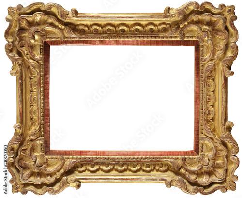 Cadre Dor Photo Libre De Droits Sur La Banque D 39 Images Image 28870050