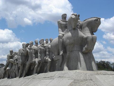 Denkmal in São Paulo