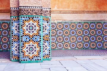 Koranschule Ben-Youssef von Marrakesch 480