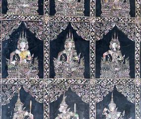 Feet of Reclining Buddha, Bangkok