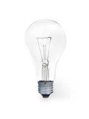 lamp bulb clipping path