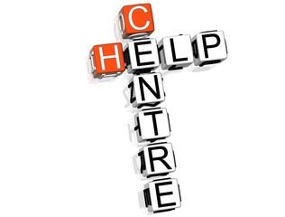 Help Centre Crossword