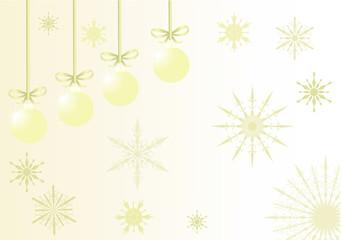 beige christmas illustration