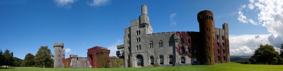 Fotobehang Kasteel Penrhyn Castle