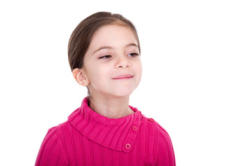 haughty little girl-bambina altera