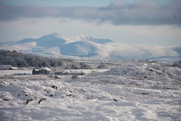 Winter at Trearddur Bay