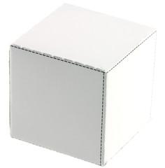 cube en papier