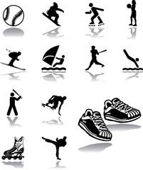 Set icons - 129. Sport