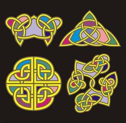 Celtic Ornamental Designs