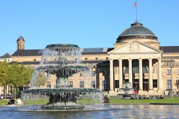 Kurhaus Wiesbaden (Oktober 2010)
