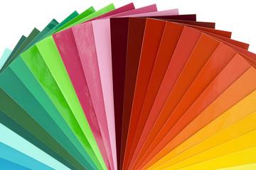 Color scale cutout