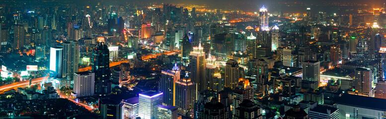 Bangkok ville, Thaïlande