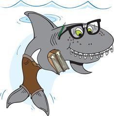 Nerd Shark