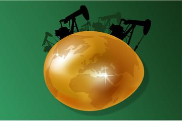 OEUF_OR_Petrole