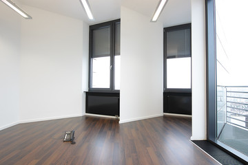 leerer Büroraum