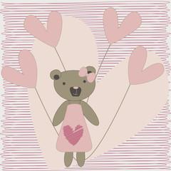 Lovin bear