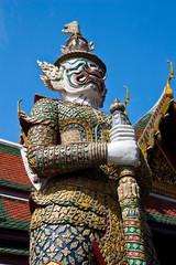 Poster Bangkok Giant guard