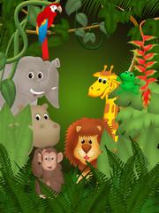 Background for children
