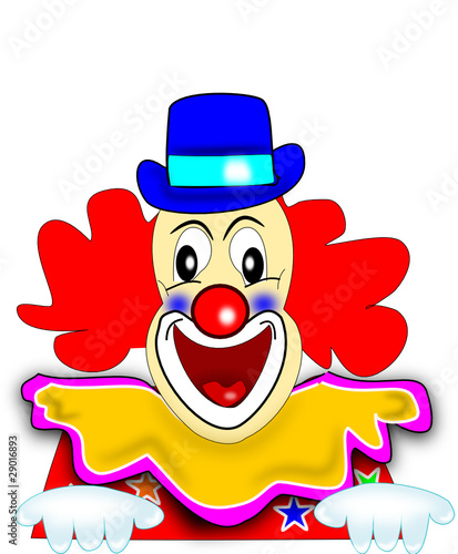 Clown Fasching Stock Image And Royalty Free Vector Files On