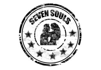 Seven souls stamp